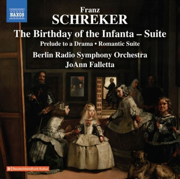 Schreker - The Birthday of the Infanta (Suite), Prelude to a Drama, Romantic Suite