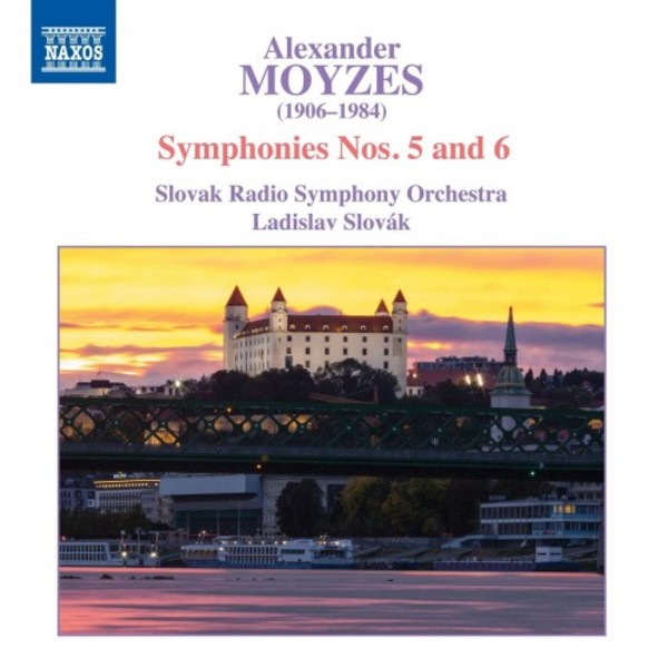 Moyzes - Symphonies 5 and 6