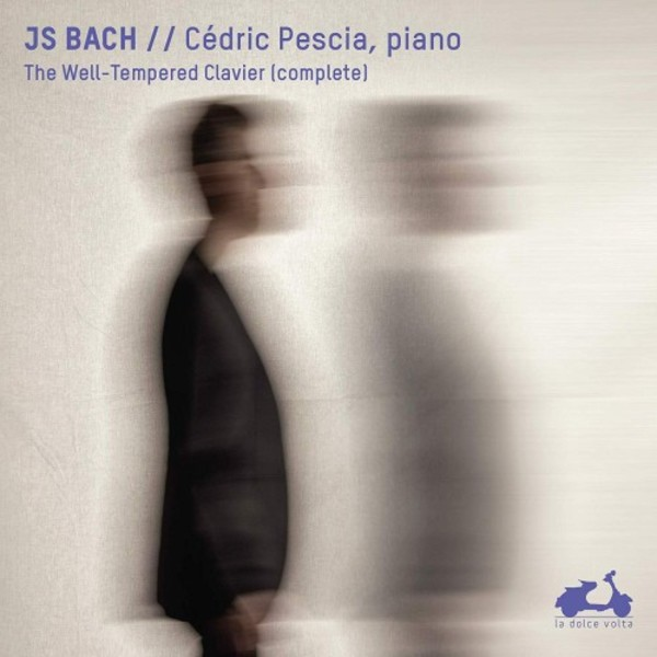 JS Bach - The Well-Tempered Clavier