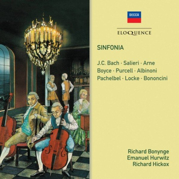 Sinfonia: English and Italian Baroque Sinfonias