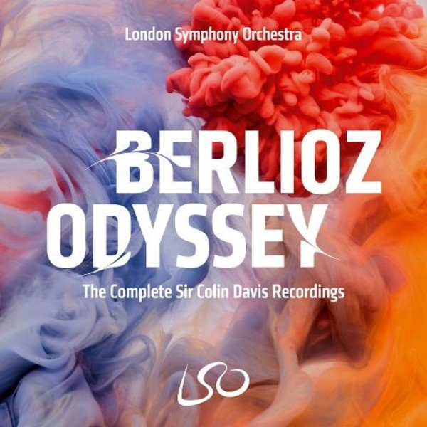 Berlioz Odyssey: The Complete Colin Davis Recordings