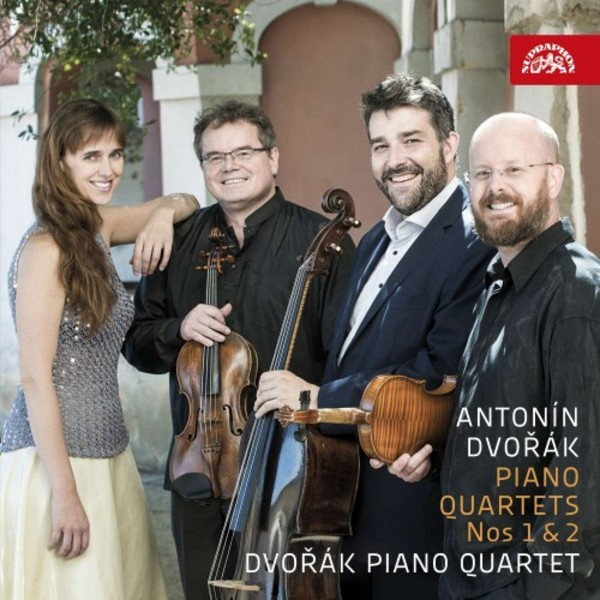 Dvorak - Piano Quartets 1 & 2