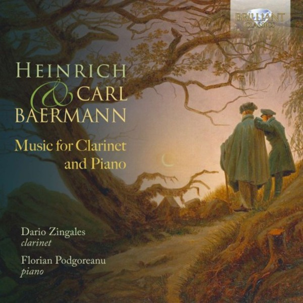 Heinrich & Carl Baermann - Music for Clarinet and Piano