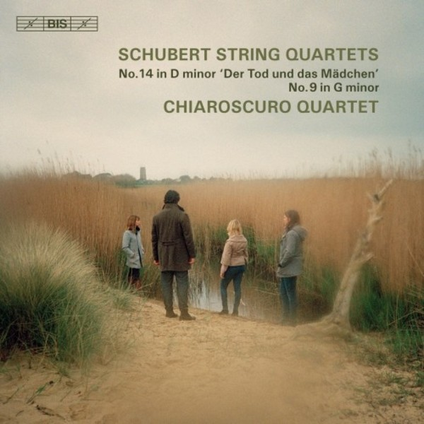 Schubert - String Quartets 14 (Death and the Maiden) & 9
