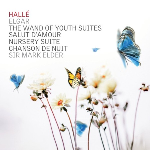 Elgar - Wand of Youth Suites, Salut d�amour, Chanson de nuit
