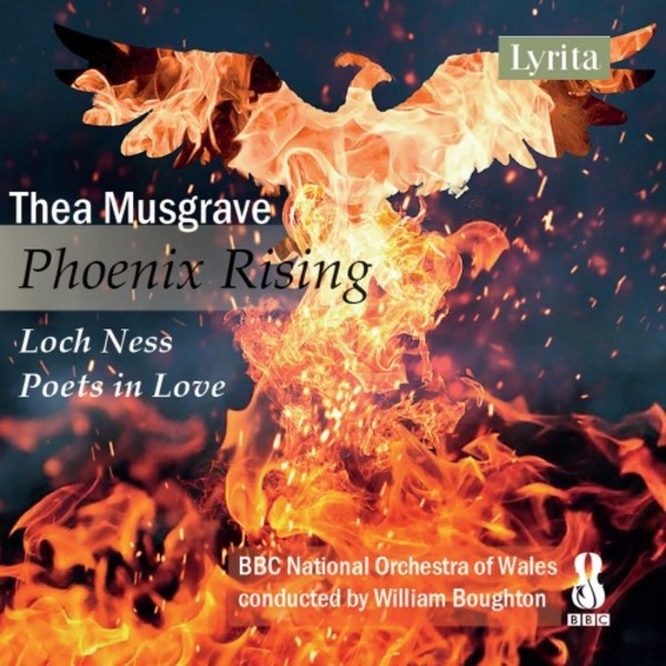 Musgrave - Phoenix Rising, Loch Ness, Poets in Love
