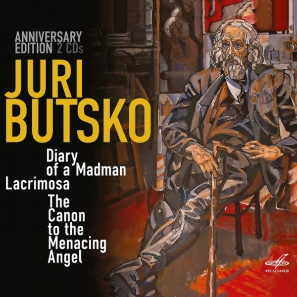 Butsko - Diary of a Madman, Lacrimosa, Canon to the Menacing Angel