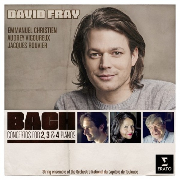 Bach - Concertos for 2, 3 & 4 Pianos | Warner 9029563228