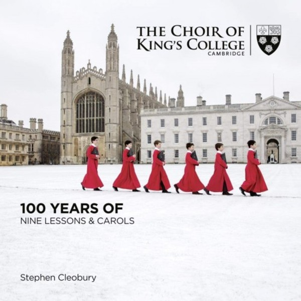 100 Years of Nine Lessons & Carols | Kings College Cambridge KGS0033