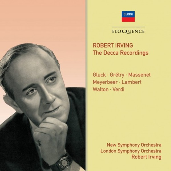 Robert Irving: The Decca Recordings