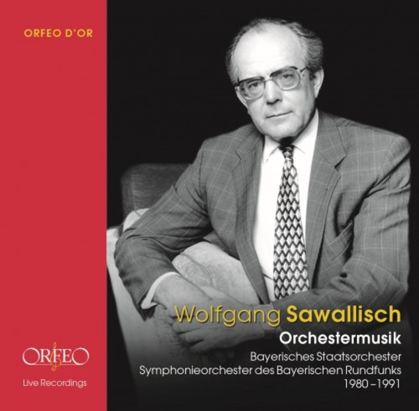 Sawallisch conducts Orchestral Music (1980-1991) | Orfeo - Orfeo d'Or C957188L