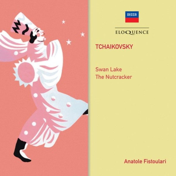 Tchaikovsky - Swan Lake, The Nutcracker Suites 1 & 2