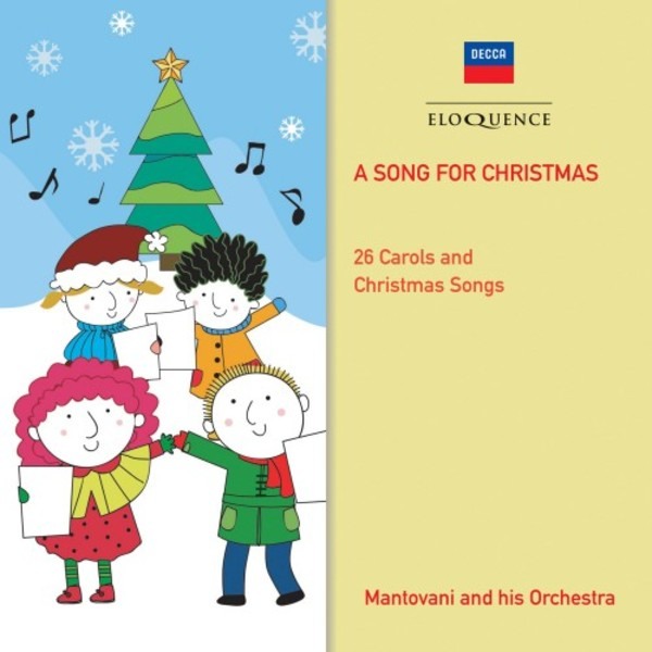 A Song for Christmas: 26 Carols and Christmas Songs