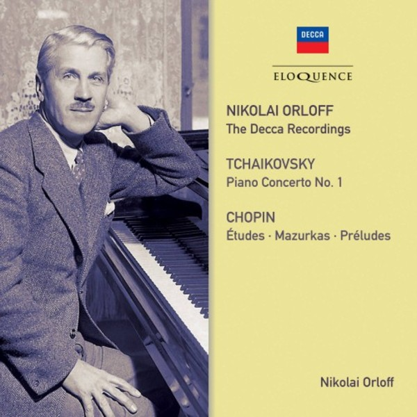 Nikolai Orloff: The Decca Recordings