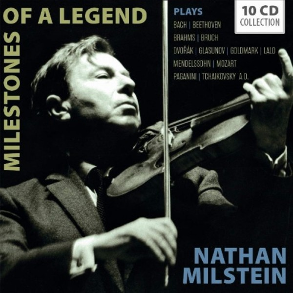 Nathan Milstein: Milestones of a Legend | Documents 600496