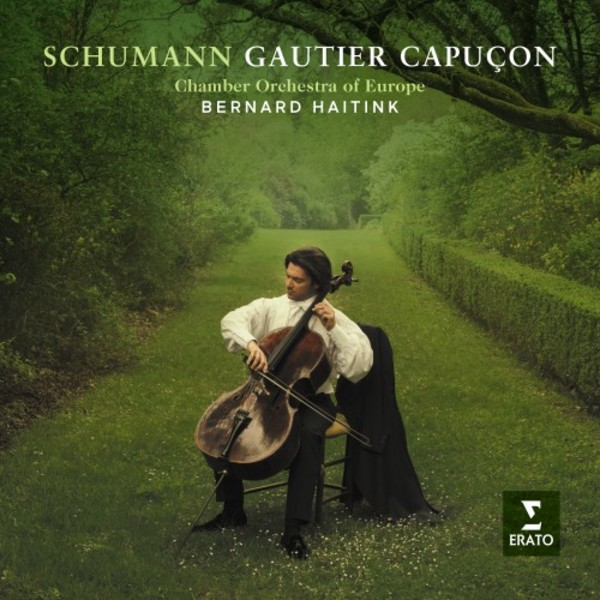Gautier Capucon plays Schumann