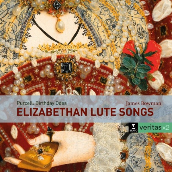 Elizabethan Lute Songs; Purcell - Birthday Odes