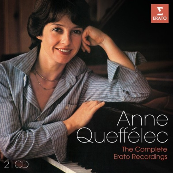 Anne Queffelec: The Complete Erato Recordings