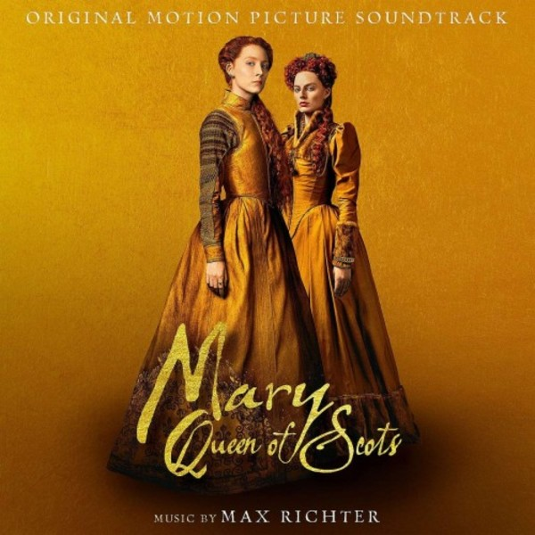 Max Richter - Mary Queen of Scots (OST) (Vinyl LP)