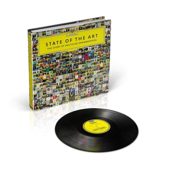 State of the Art: The Story of Deutsche Grammophon (Vinyl LP + Book)
