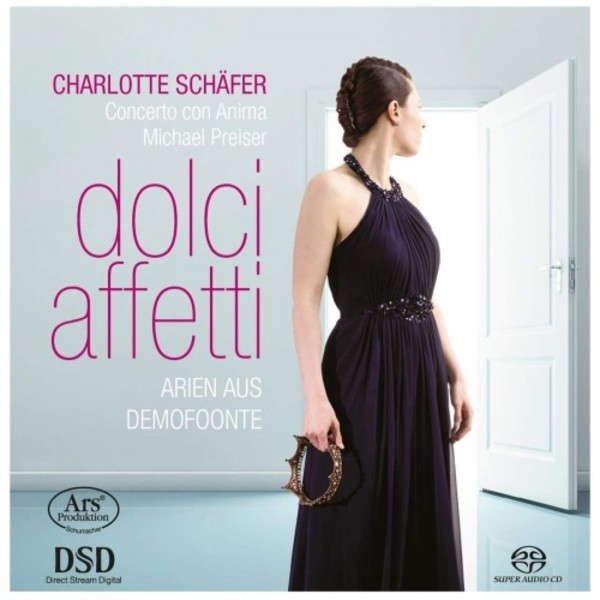 Dolci affetti: Arias from Demofoonte