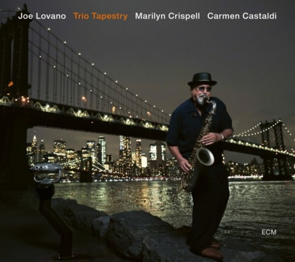 Joe Lovano: Trio Tapestry (Vinyl LP)