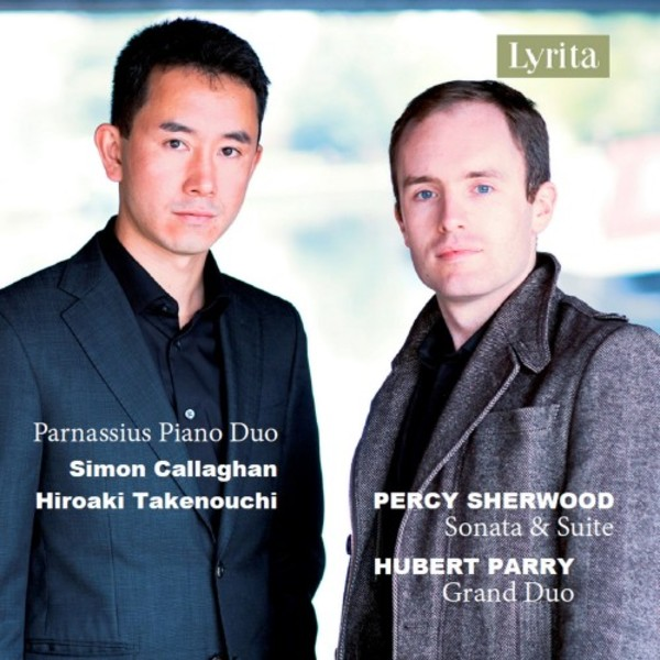Sherwood - Sonata & Suite for 2 Pianos; Parry - Grand Duo
