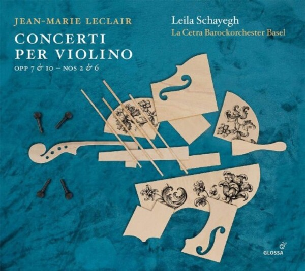 Leclair - Violin Concertos