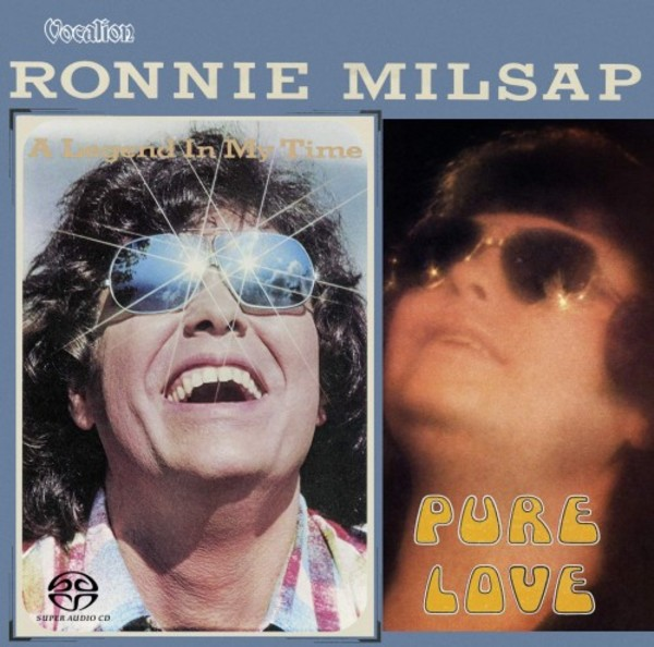 Ronnie Milsap: Pure Love & A Legend in My Time