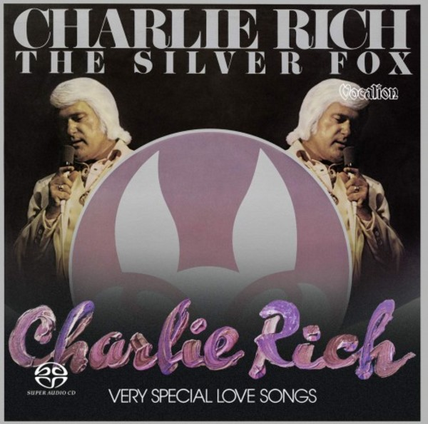 Charlie Rich: The Silver Fox & Very Special Love Songs