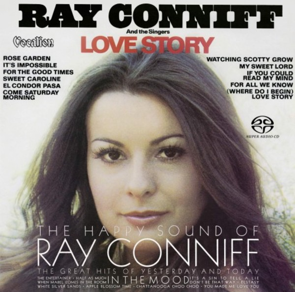 Ray Conniff: The Happy Sound & Love Story