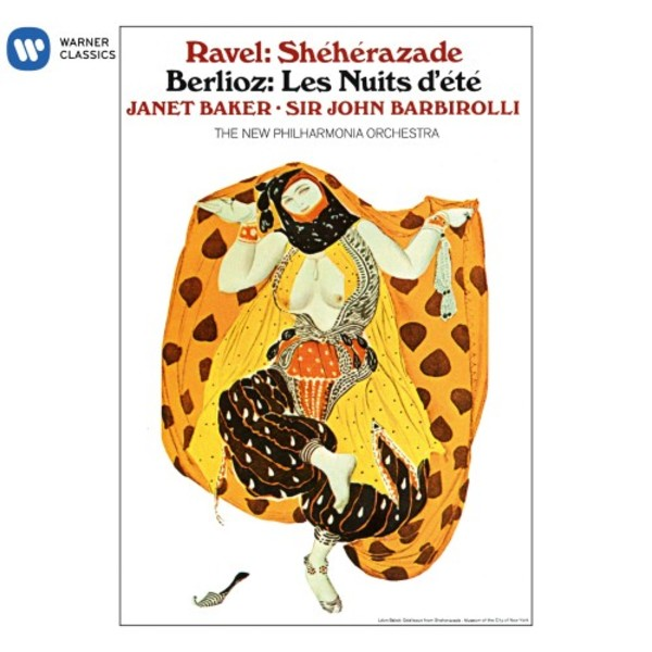 Ravel - Sheherazade; Berlioz - Les Nuits d�ete