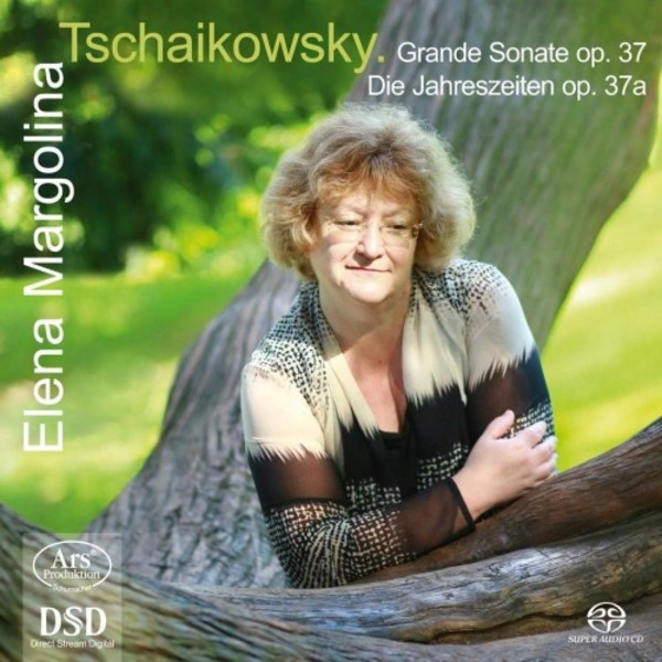 Tchaikovsky - Grand Sonata & The Seasons