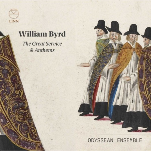 Byrd - The Great Service & Anthems
