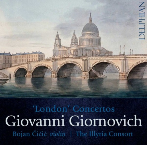 Giornovich - �London� Concertos