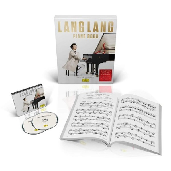 Lang Lang: Piano Book (Limited Edition 2CD + Score)