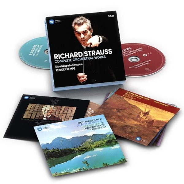 R Strauss - Complete Orchestral Works