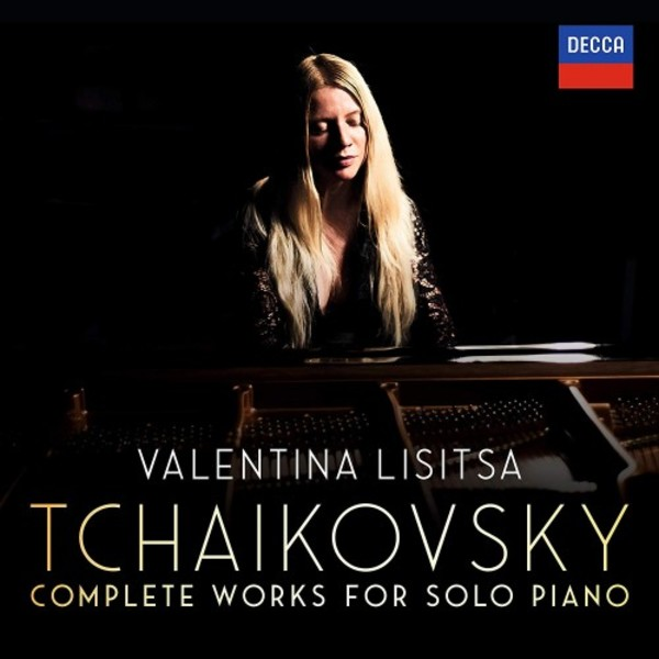 Tchaikovsky - Complete Works for Solo Piano