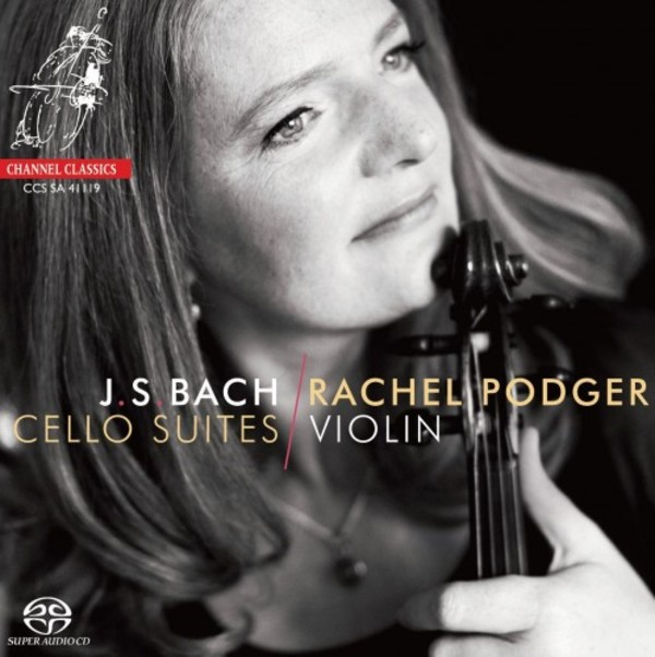 JS Bach - Cello Suites BWV1007-1012 (arr. for violin)
