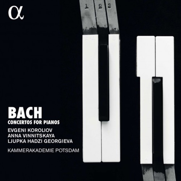 JS Bach - Concertos for Pianos