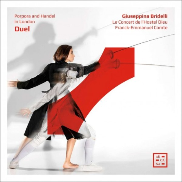 Duel: Porpora and Handel in London