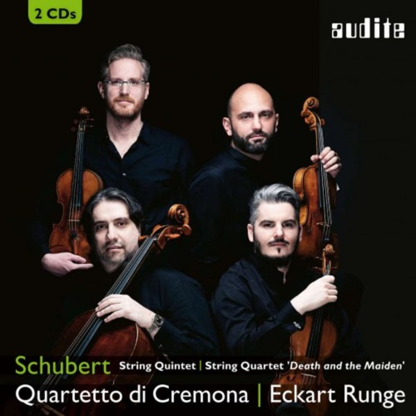 Schubert - String Quintet, �Death and the Maiden� Quartet