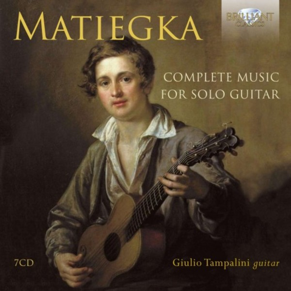 Matiegka - Complete Music for Solo Guitar