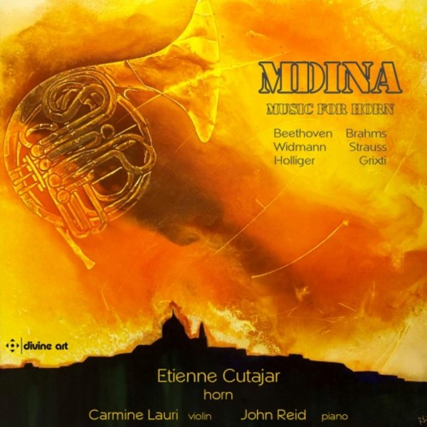 Mdina: Music for Horn