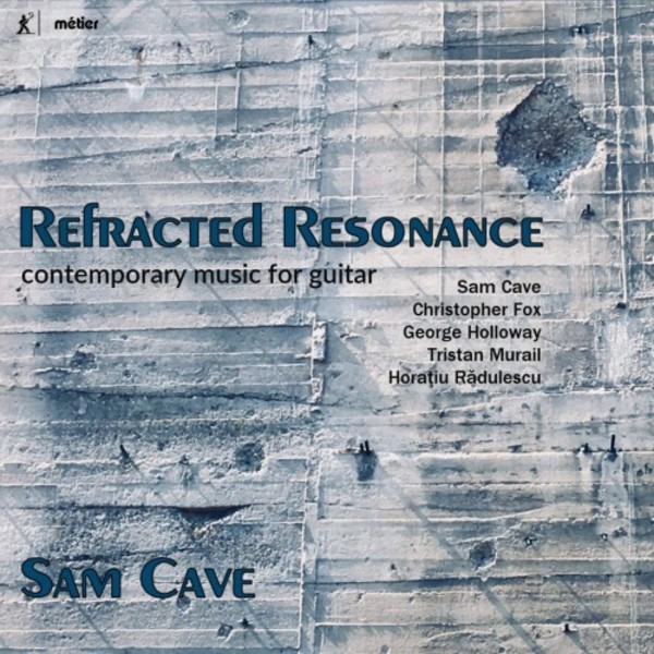 Refracted Resonance: Contemporary Music for Guitar
