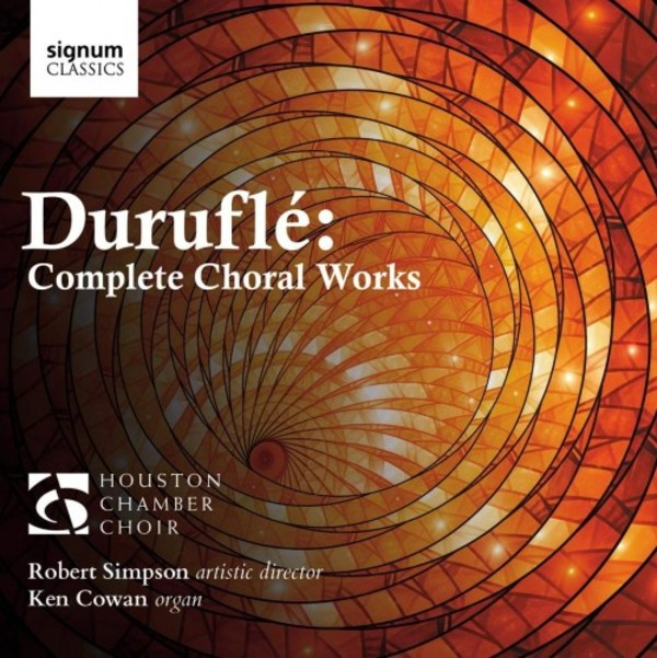 Durufle - Complete Choral Works