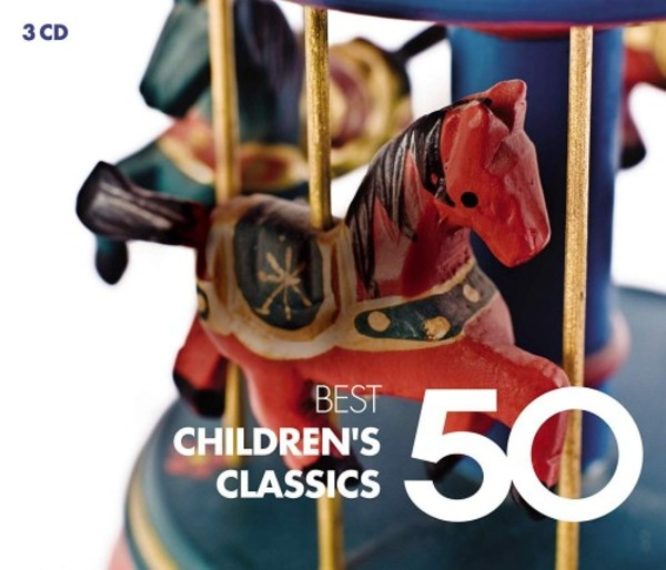 50 Best Children's Classics | Warner 9029548166