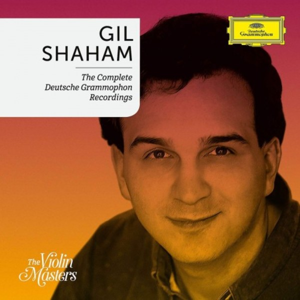Gil Shaham: The Complete Deutsche Grammophon Recordings