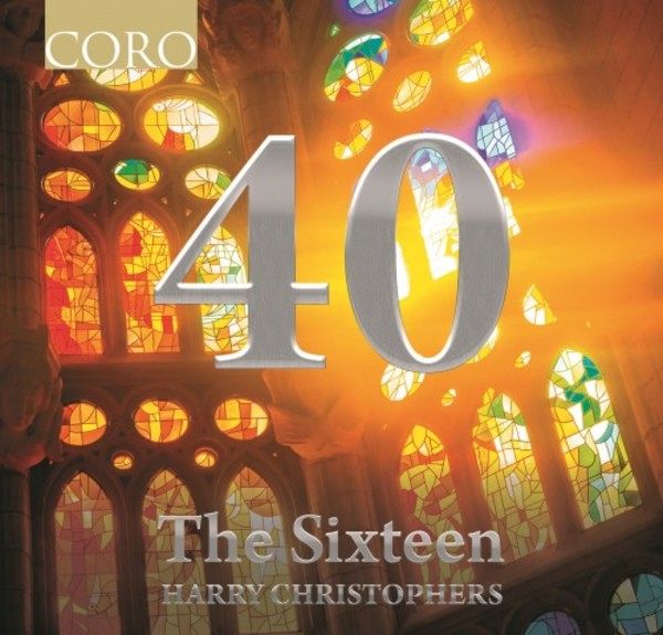 The Sixteen: 40th Anniversary Collection | Coro COR16172