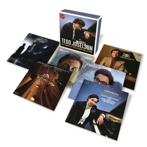 Tedd Joselson: The Complete RCA Album Collection | Sony 19075903272